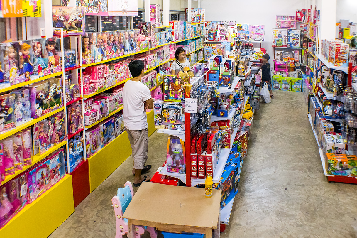 ทิปส์การเลือกร้านขายของเล่นที่ดีที่สุด